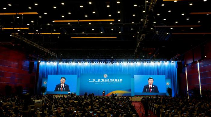 """Ilham Aliyev participa en el foro """"Un cinturón, una Ruta"""" para Cooperación Internacional en Pekín"""
