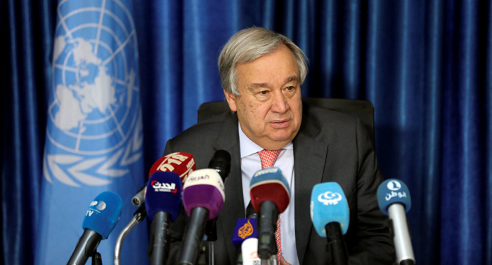 Guterres anima a aprovechar oportunidades del proyecto de la Franja y la Ruta