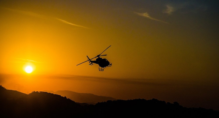 Al menos dos muertos al caer un helicóptero policial en Venezuela