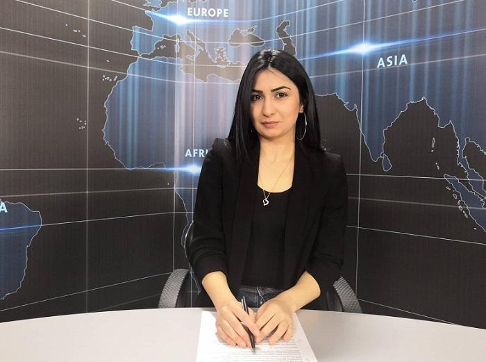 AzVision Nachrichten: Alman dilində günün əsas xəbərləri (04 aprel) - VİDEO