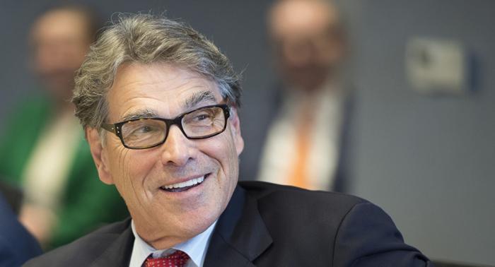 بلومبرغ: وزير الطاقة الأمريكي يعتزم الرحيل عن إدارة ترامب