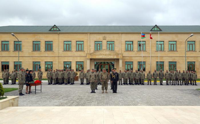 أذربيجان وتركيا ستعقدان تدريبا عسكريا مشتركا -  فيديو