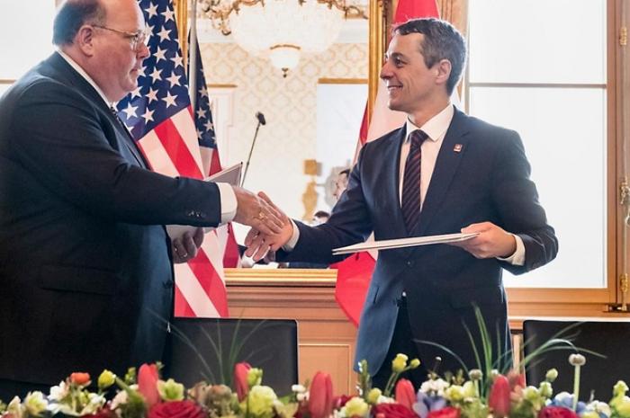 La Suisse accepte de représenter les Etats-Unis au Venezuela