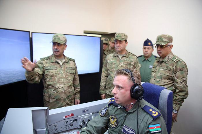 ذاكر حسنوف في افتتاح مركز التدريب-صور(فيديو)