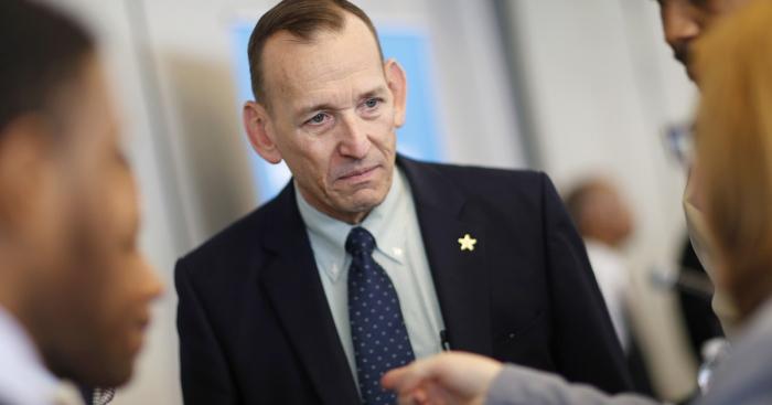 Trump names James Murray as new Secret Service director