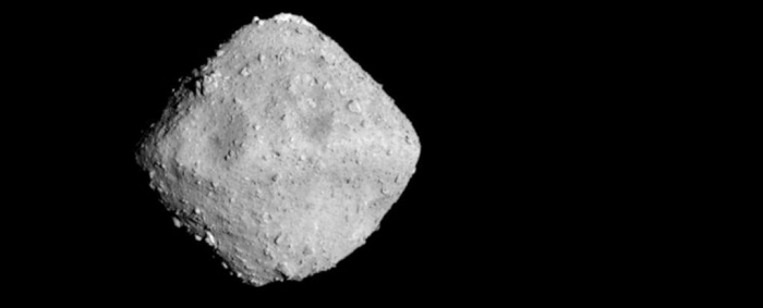 Japan just bombed an asteroid in our solar system, for science