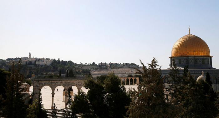 Grupos de colonos judíos irrumpen en la Explanada de las Mezquitas de Jerusalén