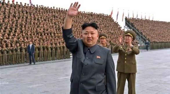 زعيم كوريا الشمالية يشرف على تجربة لسلاح تكتيكي موجه جديد