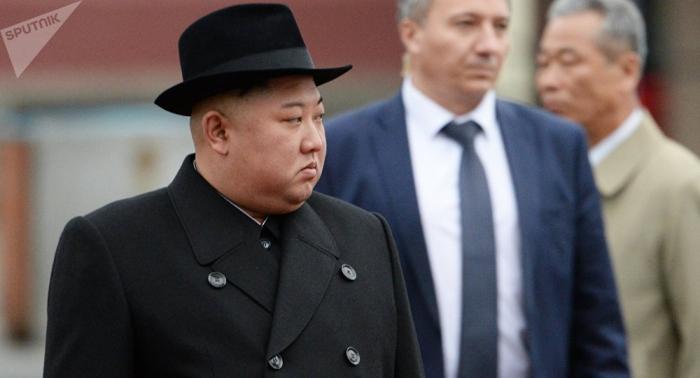 Kim Jong-un concluye su primera visita a Rusia