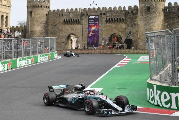 10 datos curiosos sobre el GP de Azerbaiyán de F1