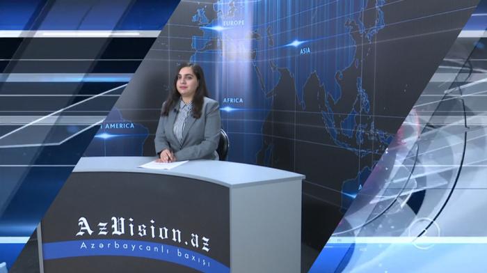 AzVision TV publica nueva edición de noticias en inglés para el 10 de abril-  Video