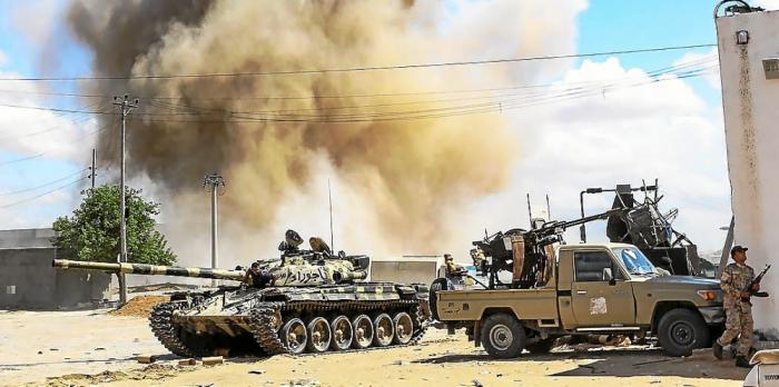 Libye:   121 morts et près de 600 blessés dans les combats près de Tripoli