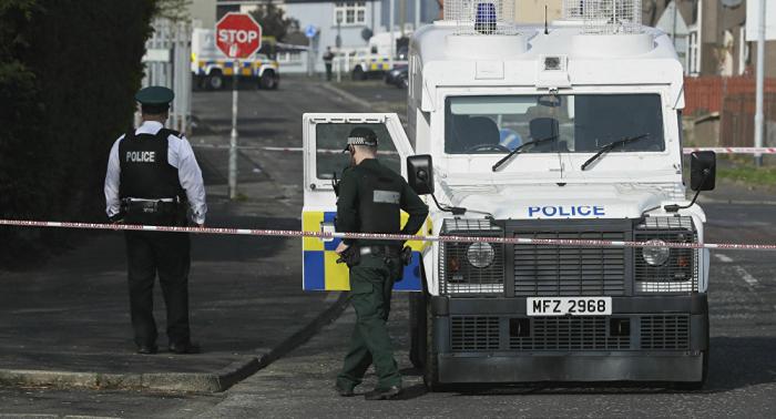 Consternación internacional por el asesinato de la reportera Lyra McKee en Derry