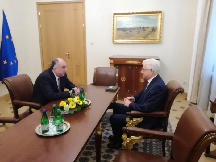 Poland interested in developing co-op with Azerbaijan in energy sector