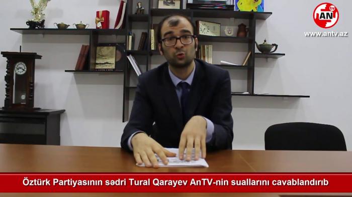 Qap-qarayev Tural: O, əslində kimdir?
