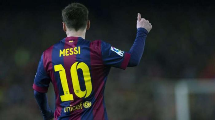 Messi reste le joueur le mieux payé au monde en 2018-2019