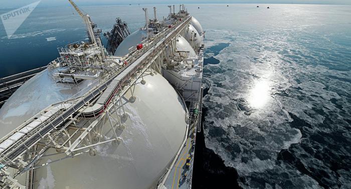 China planea construir el metanero más grande del mundo