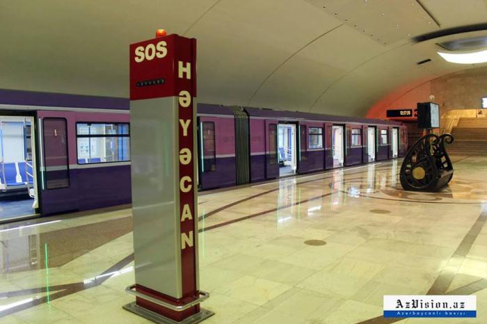 Metroda 7 ventilyator yenisi ilə əvəzlənəcək