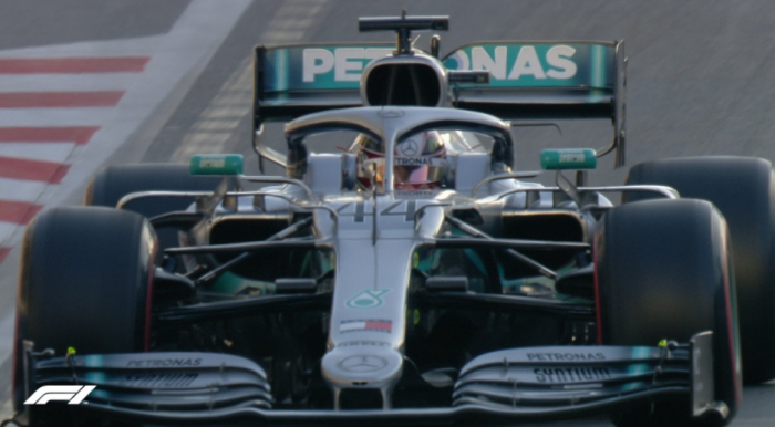 Bottas birinci, Hamilton ikinci oldu - Sıralama turu