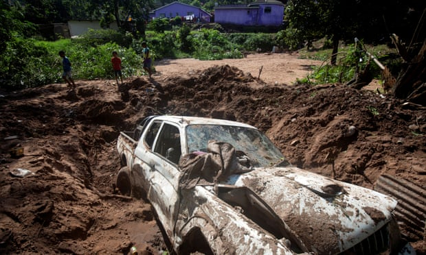 Death toll in South Africa floods and mudslides rises over 70