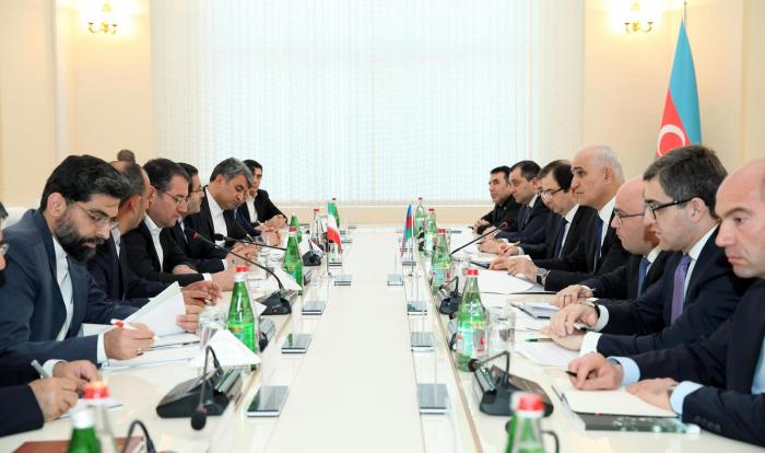 Azerbaijan, Iran increase trade several times