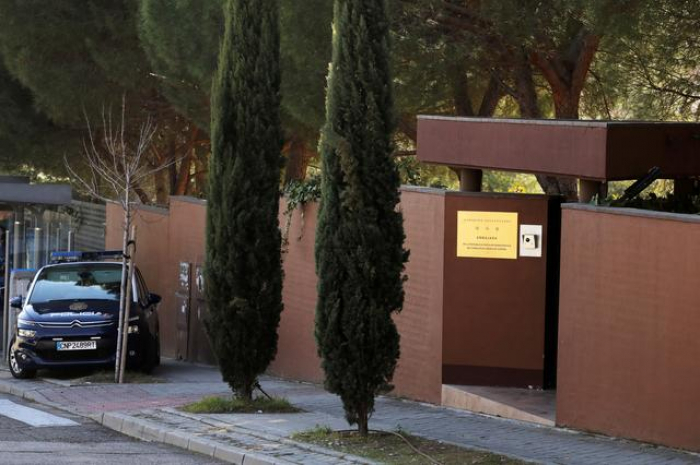 North Korea says embassy raid in Spain was a