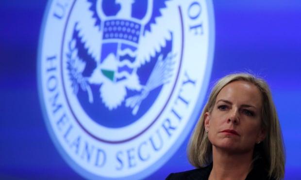 Kirstjen Nielsen resigns as Trump homeland security secretary