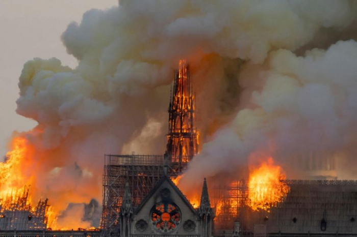 Notre Dame in Flames: Top 5 other shocking fires at Christian cathedrals