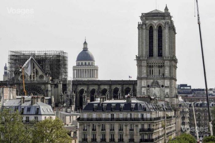 Notre-Dame:   des ouvriers ont enfreint l