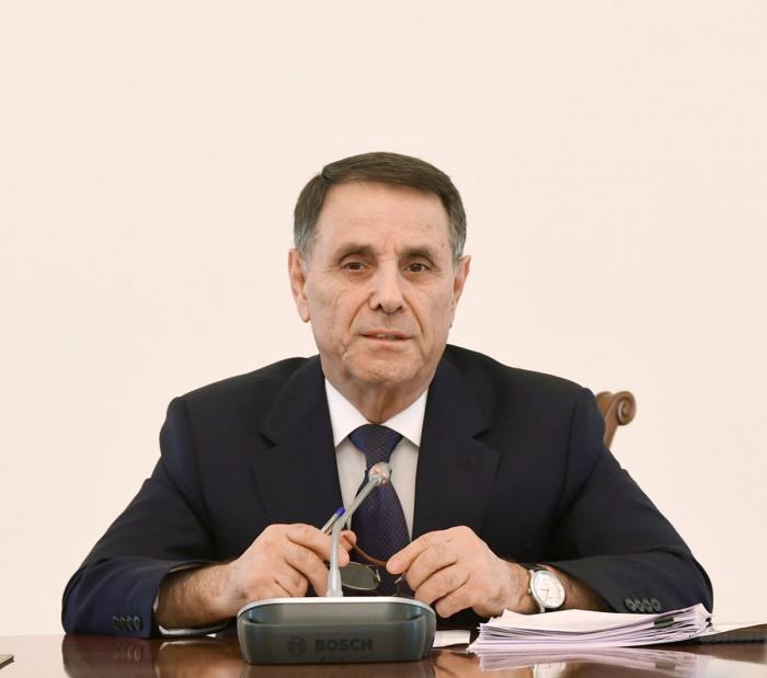 """Novruz Mammadov      :""""Azerbaiyán aporta en la consolidación de la paz internacional"""