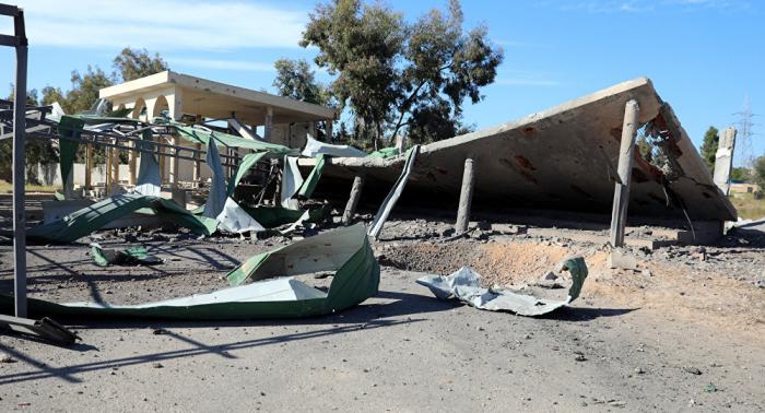 OMS  : los muertos por la escalada en Libia ascienden a 147 personas