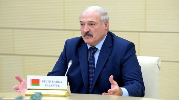 Lukaşenko Ukraynanın növbəti prezidentinin kimliyini açıqladı