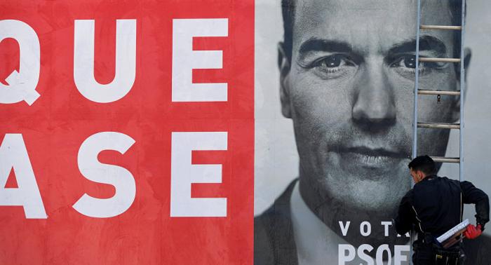 El intercambio de reproches por pactos de gobierno marca el debate de los candidatos en España