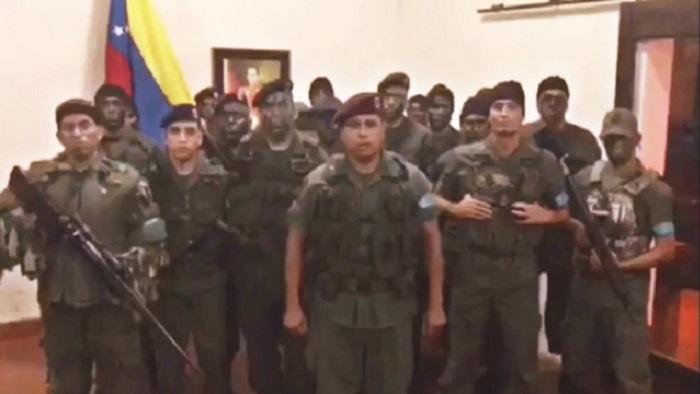 Venesuelada dövlət çevrilişinə cəhd edildi