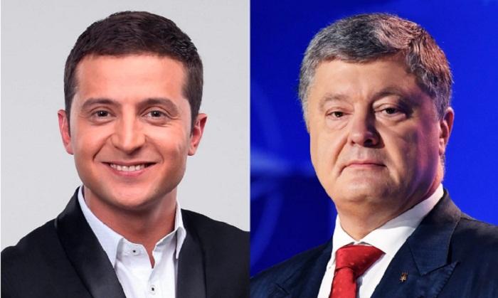 Ukraynada protokolların 99,17 faizi hesablanıb - Yenilənib