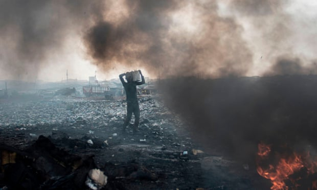 Rotten eggs: e-waste from Europe poisons Ghana