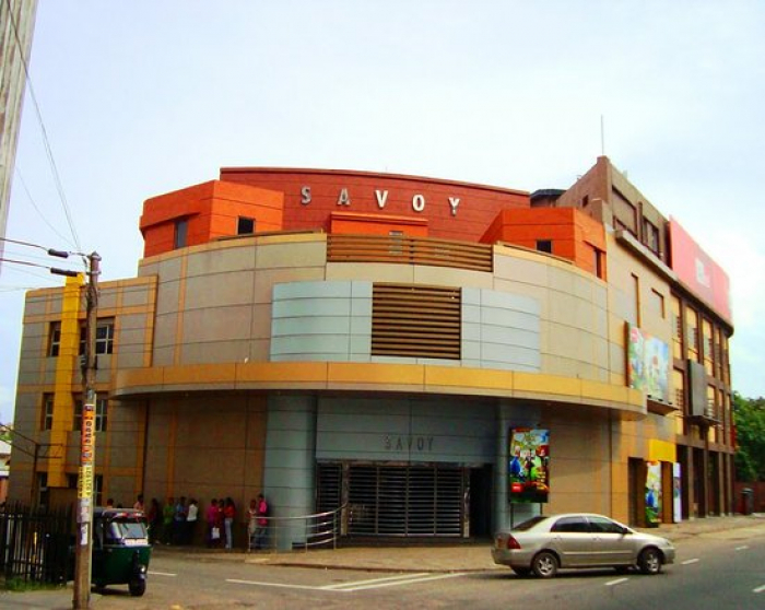 Explosion at Savoy Cinema in Colombo –  Reports