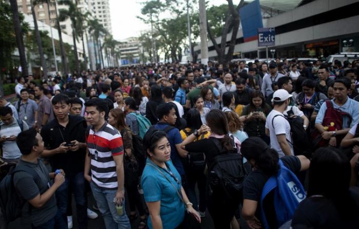 Séisme aux Philippines:   le bilan s