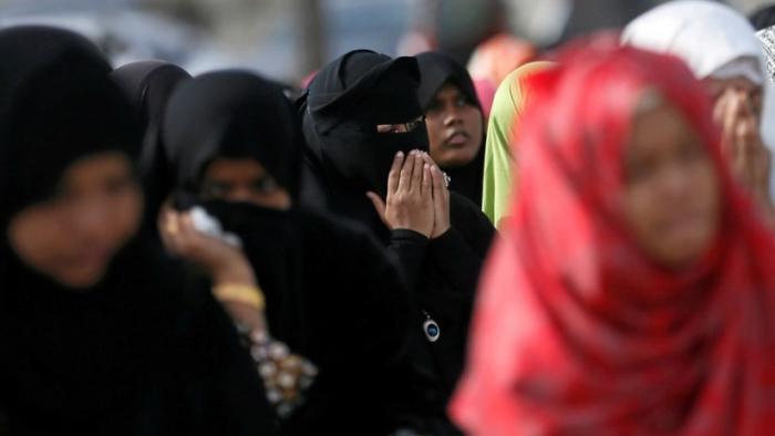 Sri Lanka prohíbe el velo islámico integral para facilitar la identificación de terroristas