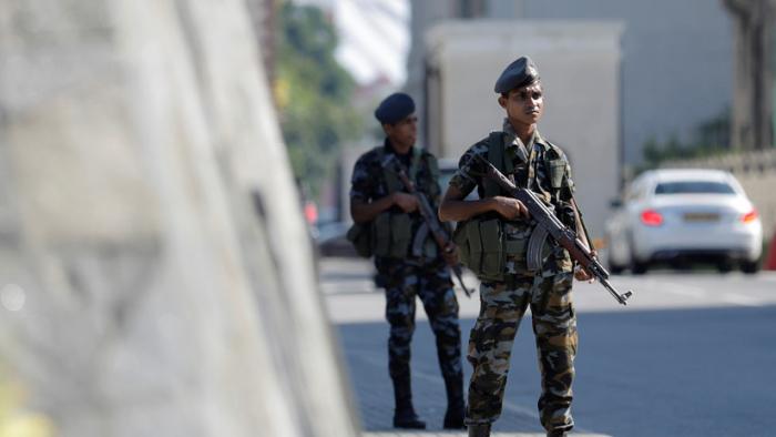 Asciende a 310 el número de muertos en los atentados terroristas en Sri Lanka