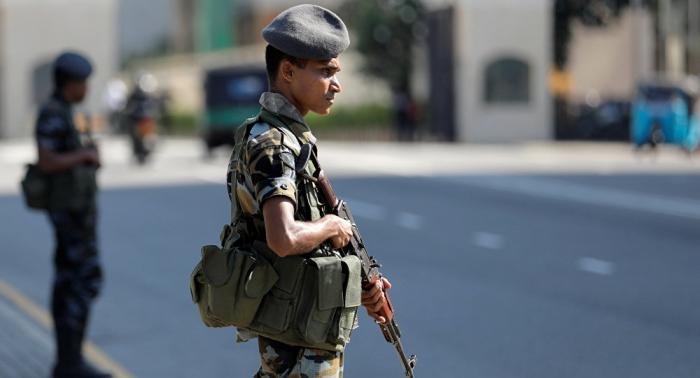 Detienen a otros 18 sospechosos en relación con la cadena de ataques en Sri Lanka