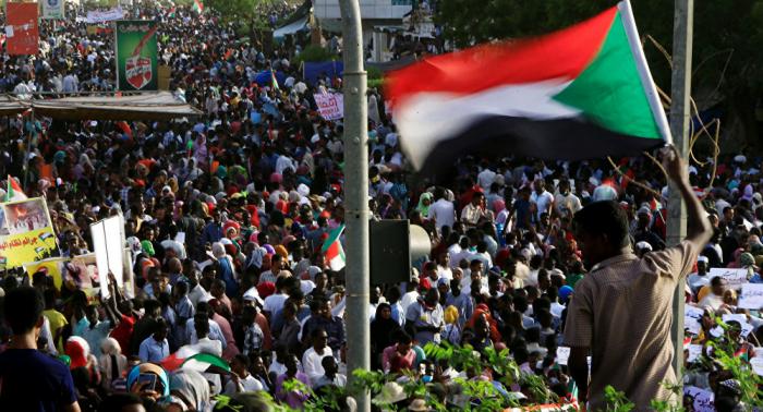 La oposición sudanesa expresa su visión de la Autoridad Civil de Transición