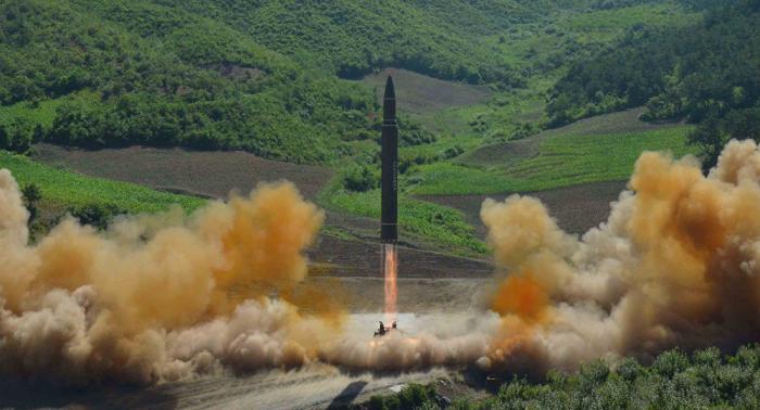 Corea del Sur descarta que la nueva arma táctica de Pyongyang sea un misil balístico