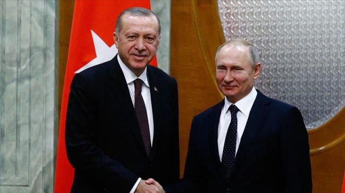 Élections locales turques: Poutine félicite Erdogan