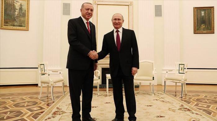 Erdogan et Poutine se réuniront pour la troisième fois en 2019