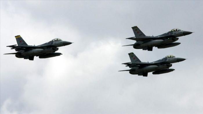 Raids aériens turcs contre le PKK dans le nord de l