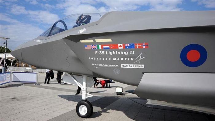 Le Pentagone livre deux F-35 à la Turquie