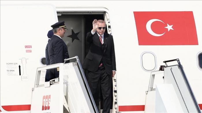 Turquie:   Erdogan en voyage officiel à Moscou
