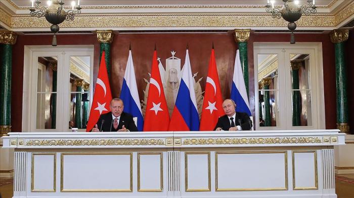 Ərdoğan-Putin görüşü: Hədəf 100 milyard dollardır