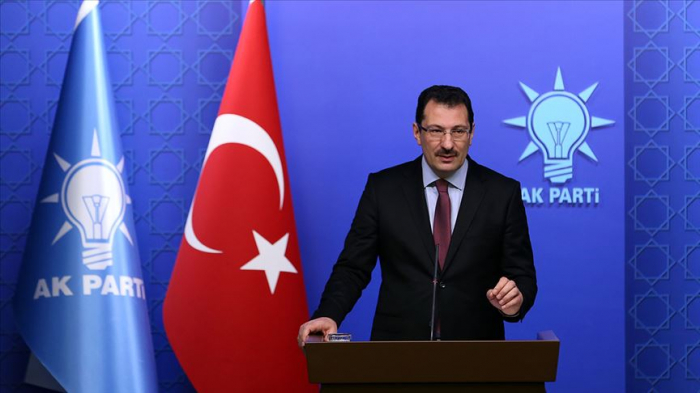 AKP İstanbulda təkrar seçki keçirilməsini tələb edir